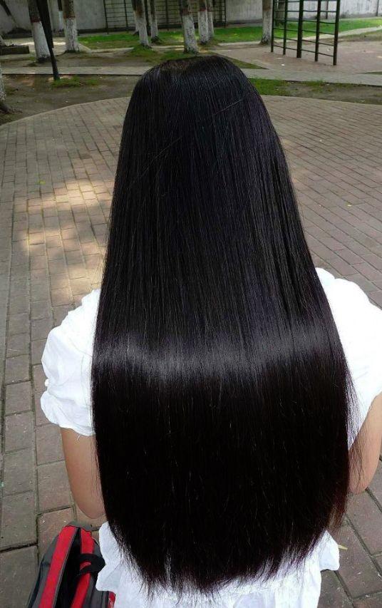 Straightening Asian Hair